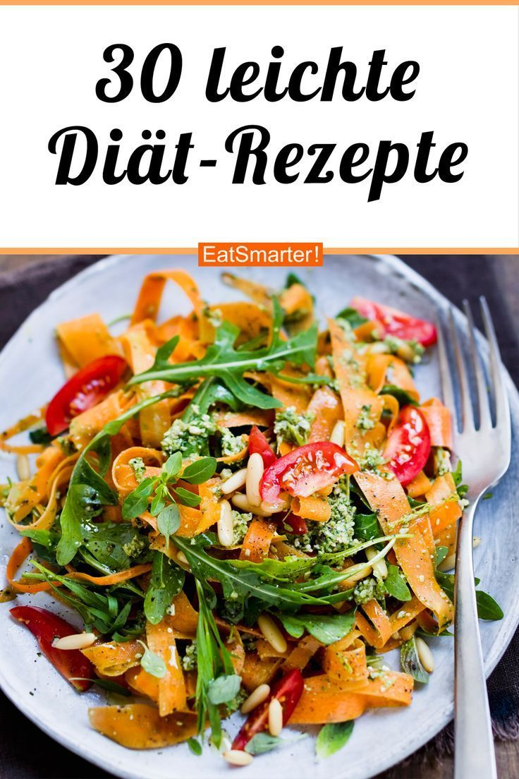 Die 30 besten Abnehm-Rezepte | eatsmarter.de #diät #diätrezepteabnehmen #diätrezepte