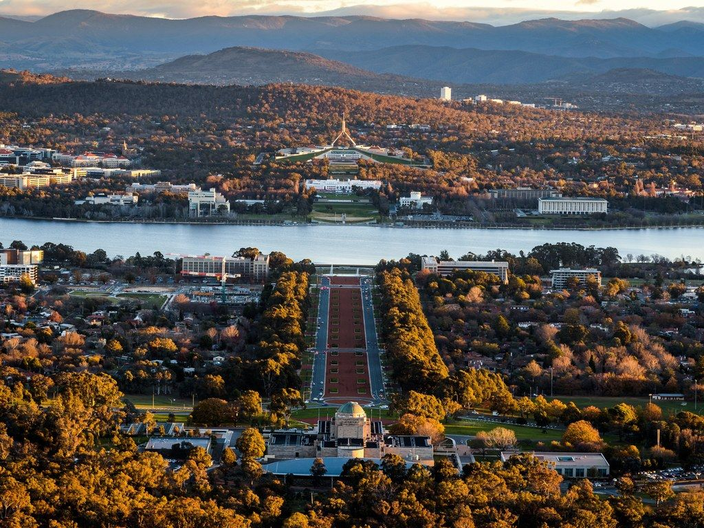 The Old Parliament House in Canberra is a hotspot for ghost