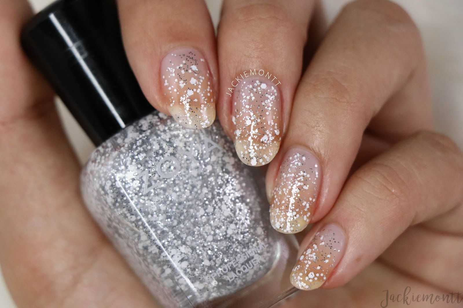 Zoya Barefoot Collection Swatches And Review Summer 2019 Clear Glitter Nails Zoya Pink Polish