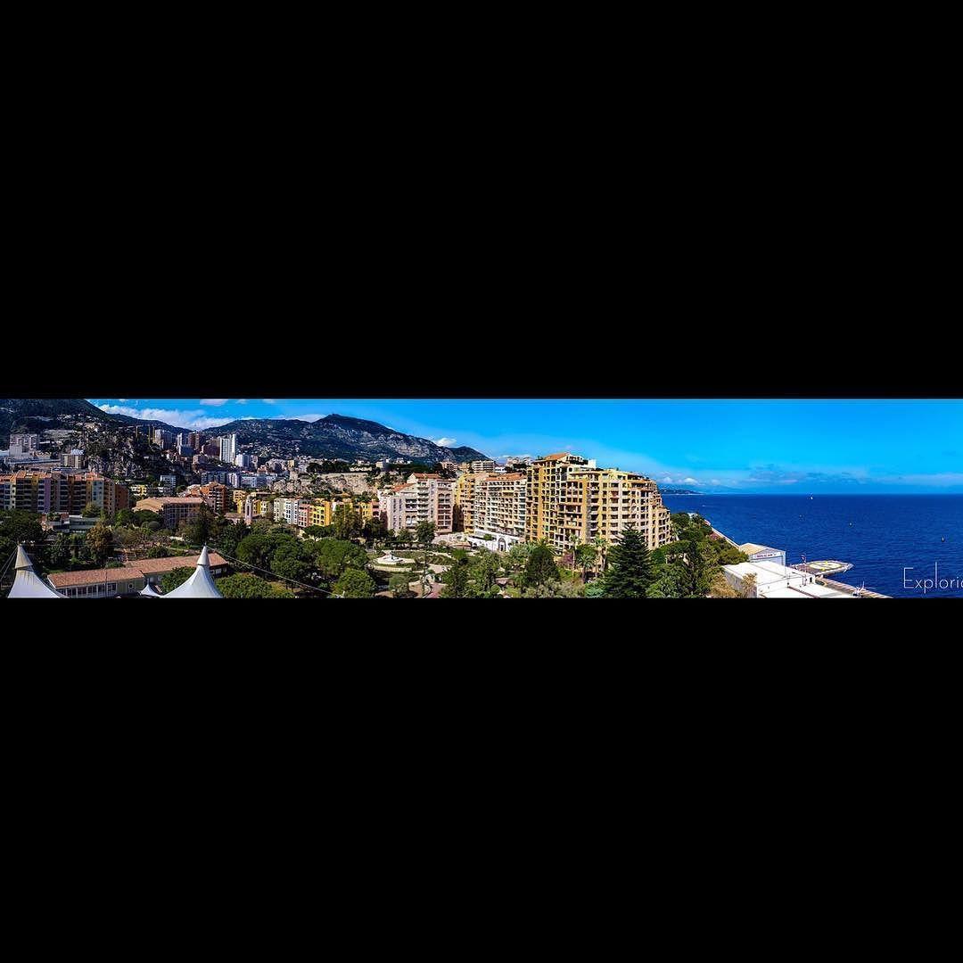 #Fontvieille ✈️In volo su #Monaco, Purtroppo c'era molto vento e non si è potuto fare di più, ma non fa niente. ⛅️Ringraziamo la società Mc-Clic Monaco per l'opportunità di volare. _________________ Se volete valorizzare il vostro territorio, le vostre ca