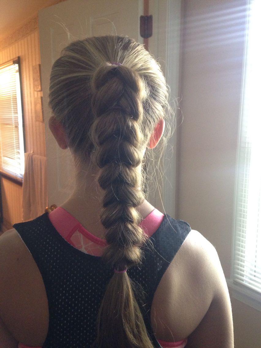 Field Hockey Hair Hair Hockey Hair Hair Styles