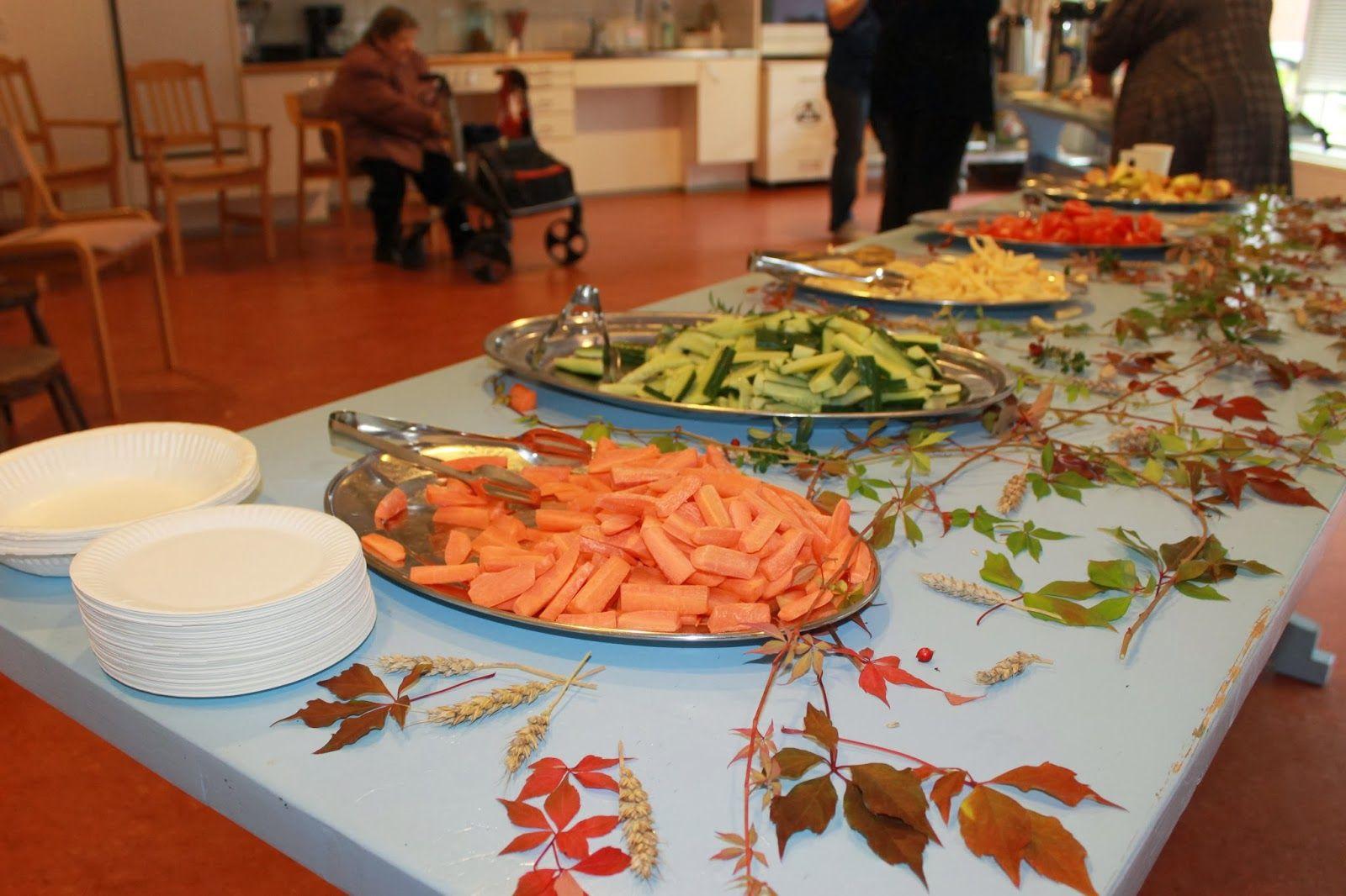 Kekrinä pöytä koreana