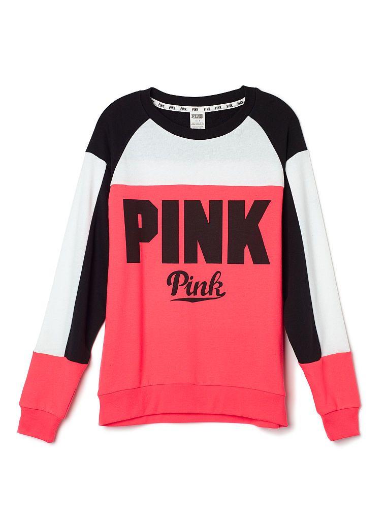 Collegiate Crew - PINK - Victoria's Secret | Precious P's PINK ...