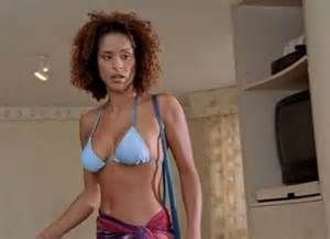 karyn parsons see through pics