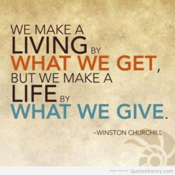 Gallery For > Quotes About Charity | Christianity | Pinterest