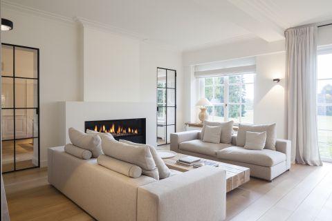 foto\'s • b+ • villabouw renovatie interieur   Pinterest   Wohnzimmer ...