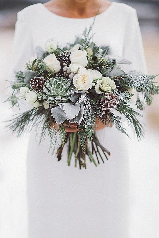 42 stunning winter wedding bouquets pinterest winter weddings stunning winter wedding bouquets see more httpweddingforward winter wedding bouquets weddings junglespirit Choice Image