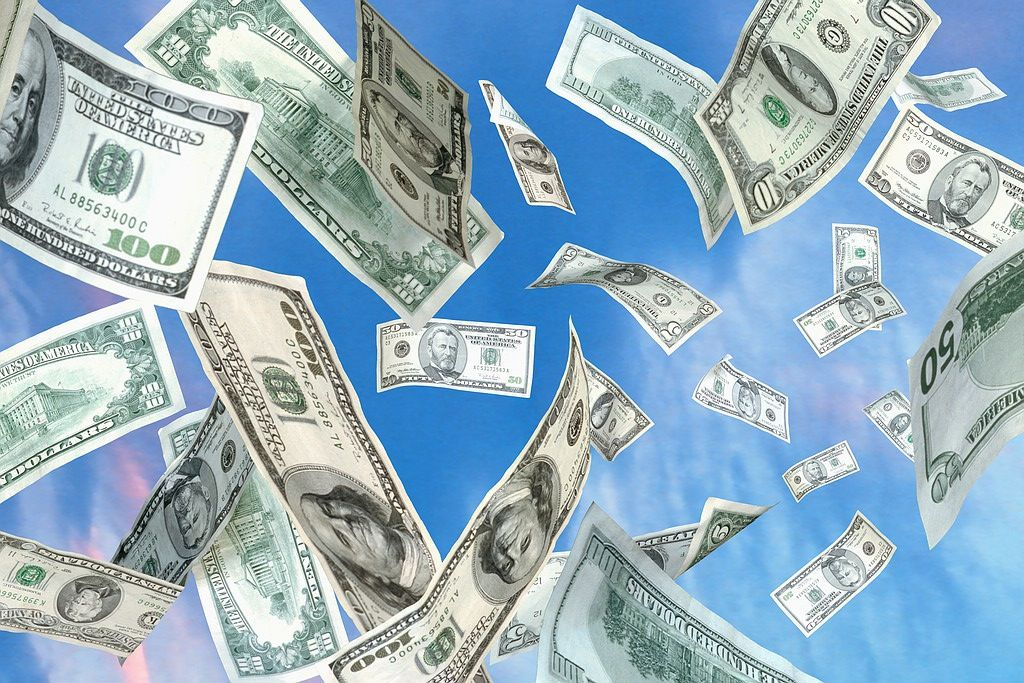 Falling Money Png Image Investing Money Money Pictures Kids Money