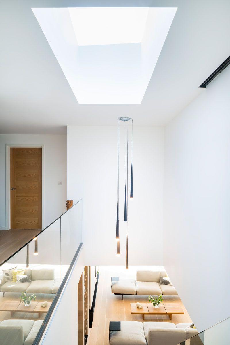 White Oaks House By Barc Architects Modern Skylights Oaks House Skylight