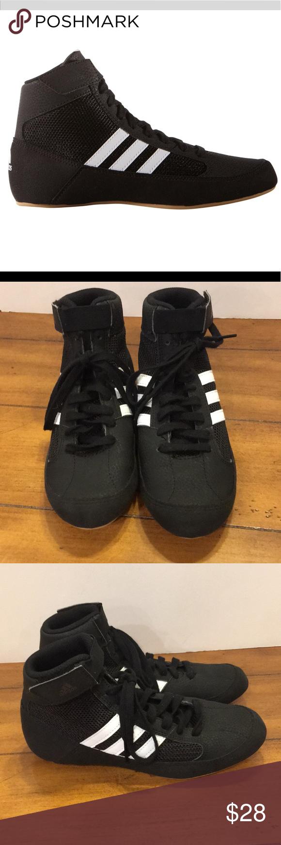 boys velcro wrestling shoes