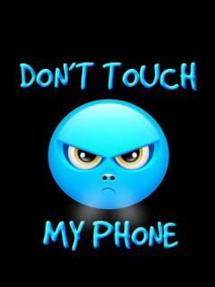 Don T Touch My Laptop Joker Wallpaper Google Search Dont Touch My Phone Wallpapers Funny Phone Wallpaper Cool Wallpapers For Phones