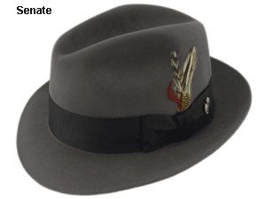 441b7c11404 Bailey Carson Fedora Hat - Senate in 2019