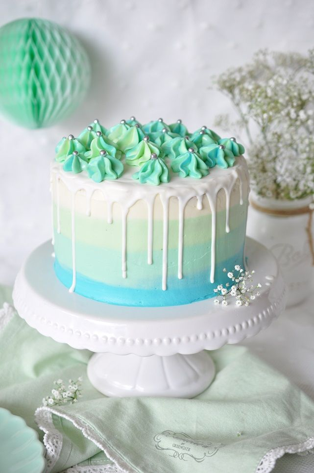 Caketime By Tamaris Limetten Ombre Törtchen Kuchen Und