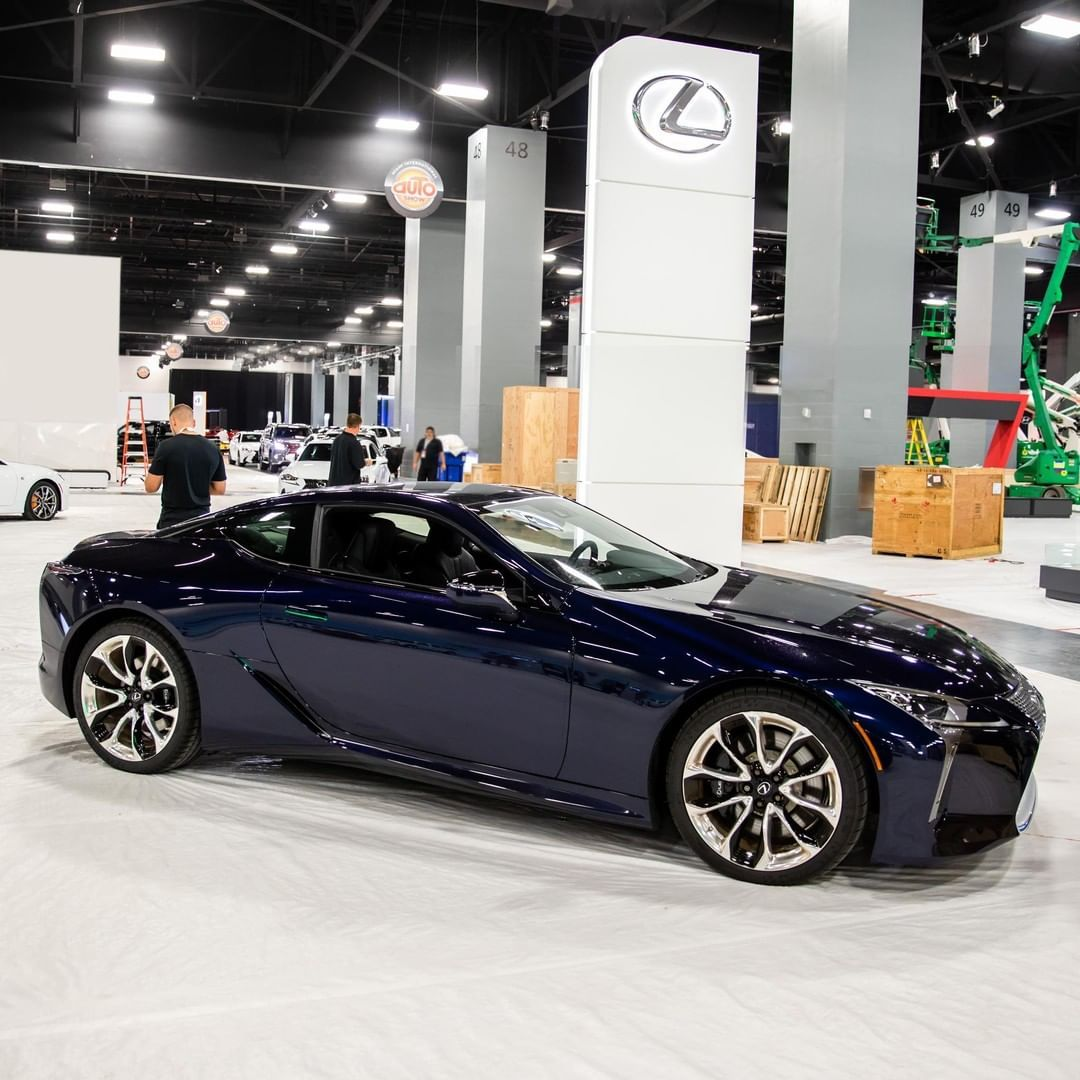 Lexus Sports Car Convertible: Backstage Is About To Be Front And Center. Let The Show