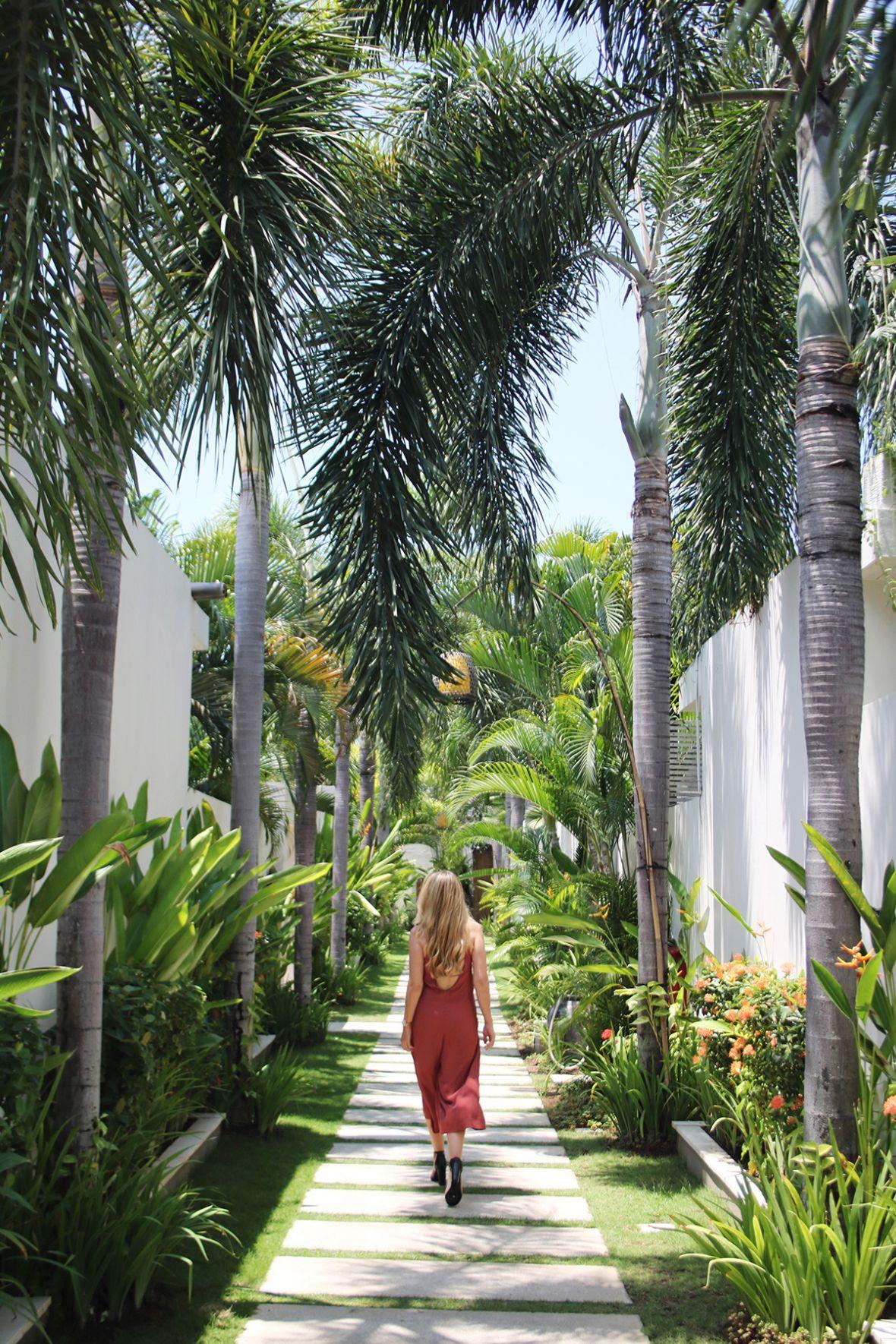 Chandra Bali Villas My Favorite Place In Bali More On The Blog Www Andathousandwords Com Tropical Garden Design Tropical Landscaping Garden Landscape Design