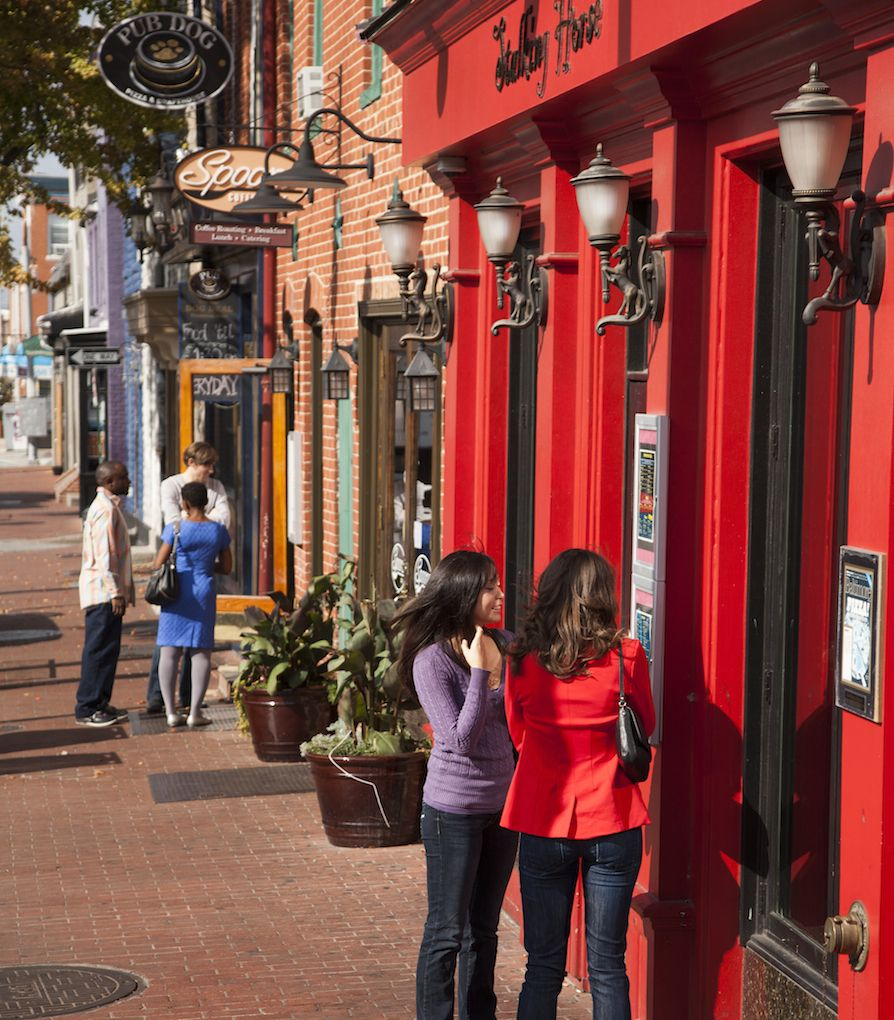 Here S Why You Should Visit Baltimore If You Like Books Baltimore Weekend Getaways Jersey Shore