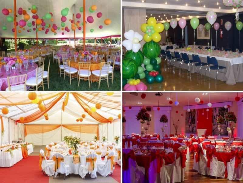 adornos para salon de fiesta 15 aostile lm Pinterest Table