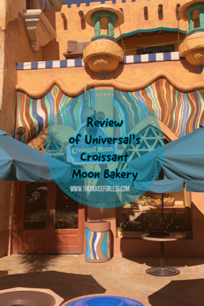 Foodie Friday Review Of Croissant Moon Bakery Bakery Croissant Vacation Plan