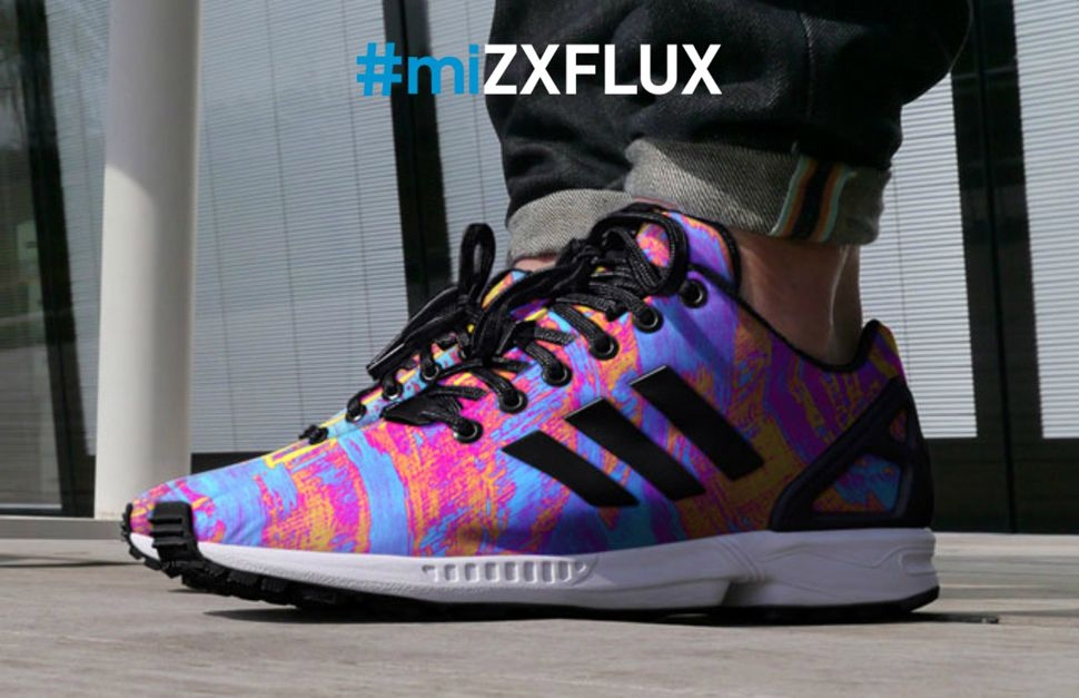 adidas miZX Flux App is now live through official App shops. Although adidas  has promised a wider rollout 881aef452