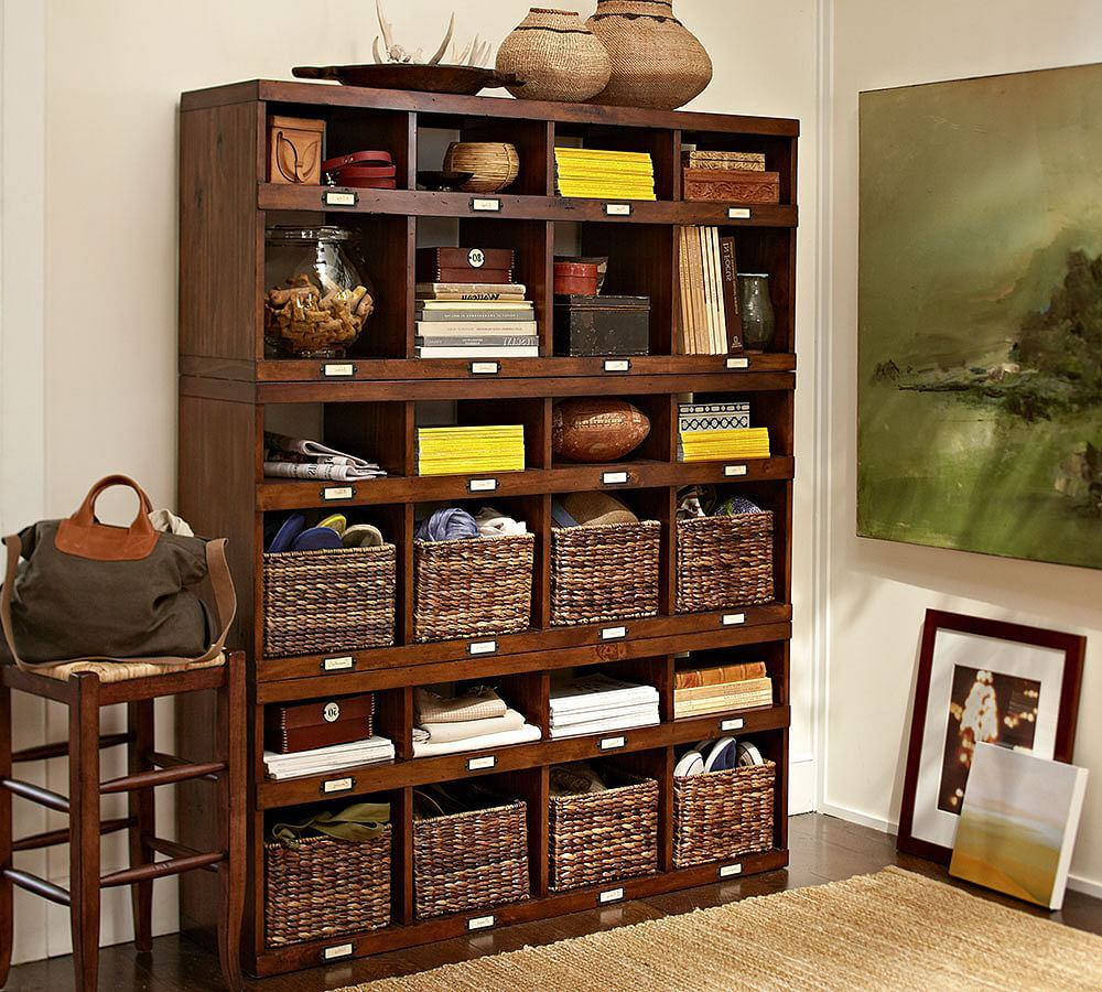 Olivia Cubby Entryway Furniture Tuscan Decorating Home