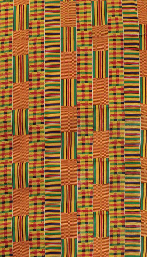 Economy Fabric Kente 1 12 Yds in 2020 Printing on