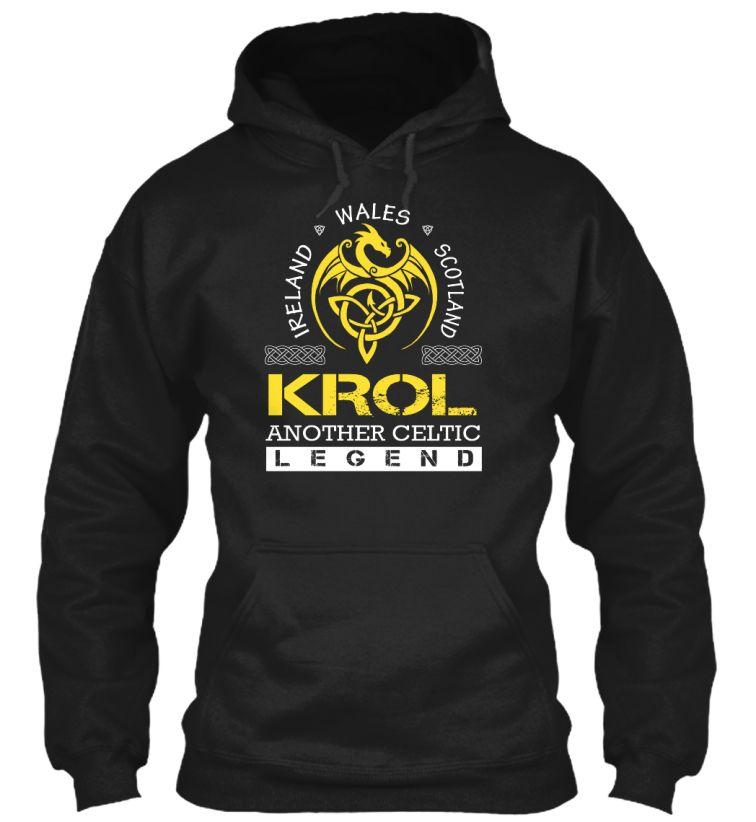 KROL Another Celtic Legend #Krol