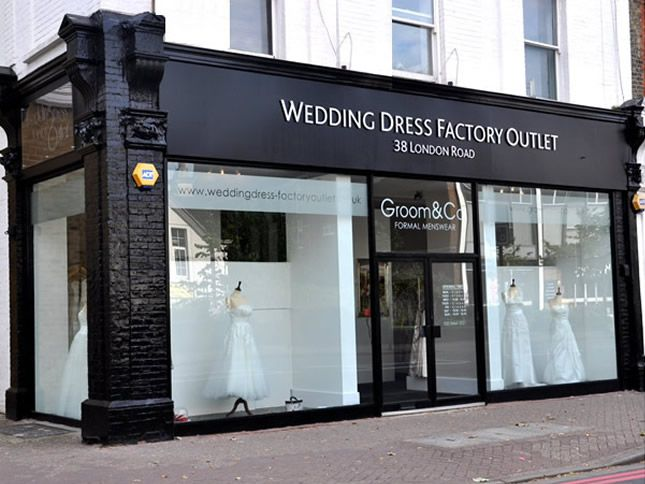 wedding dresses london outlet   Wedding