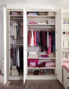 How To Build Built In Wardrobe