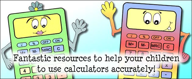 The Calculator Pack - | Calculator, Math and Math resources