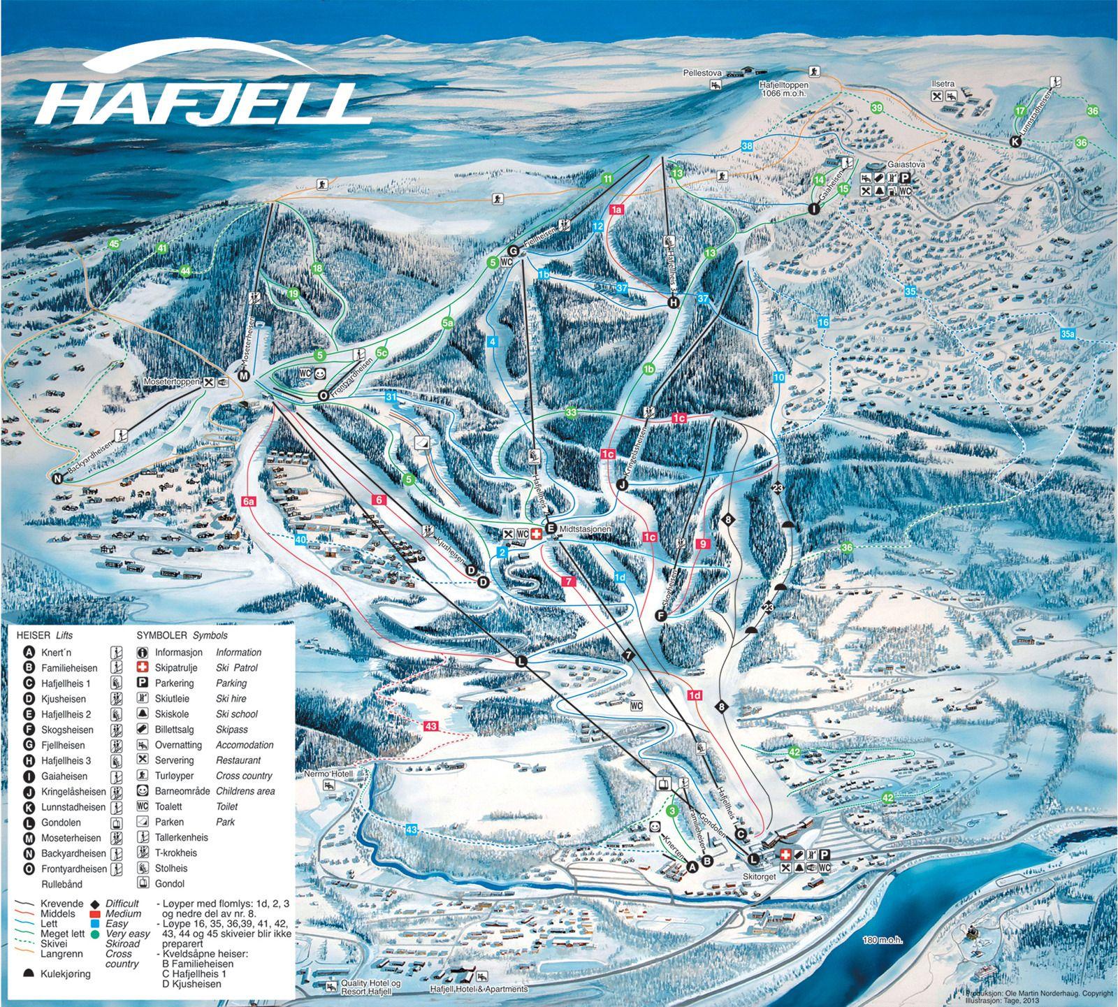 Lillehammer Hafjell Norway Ski Pinterest Lillehammer
