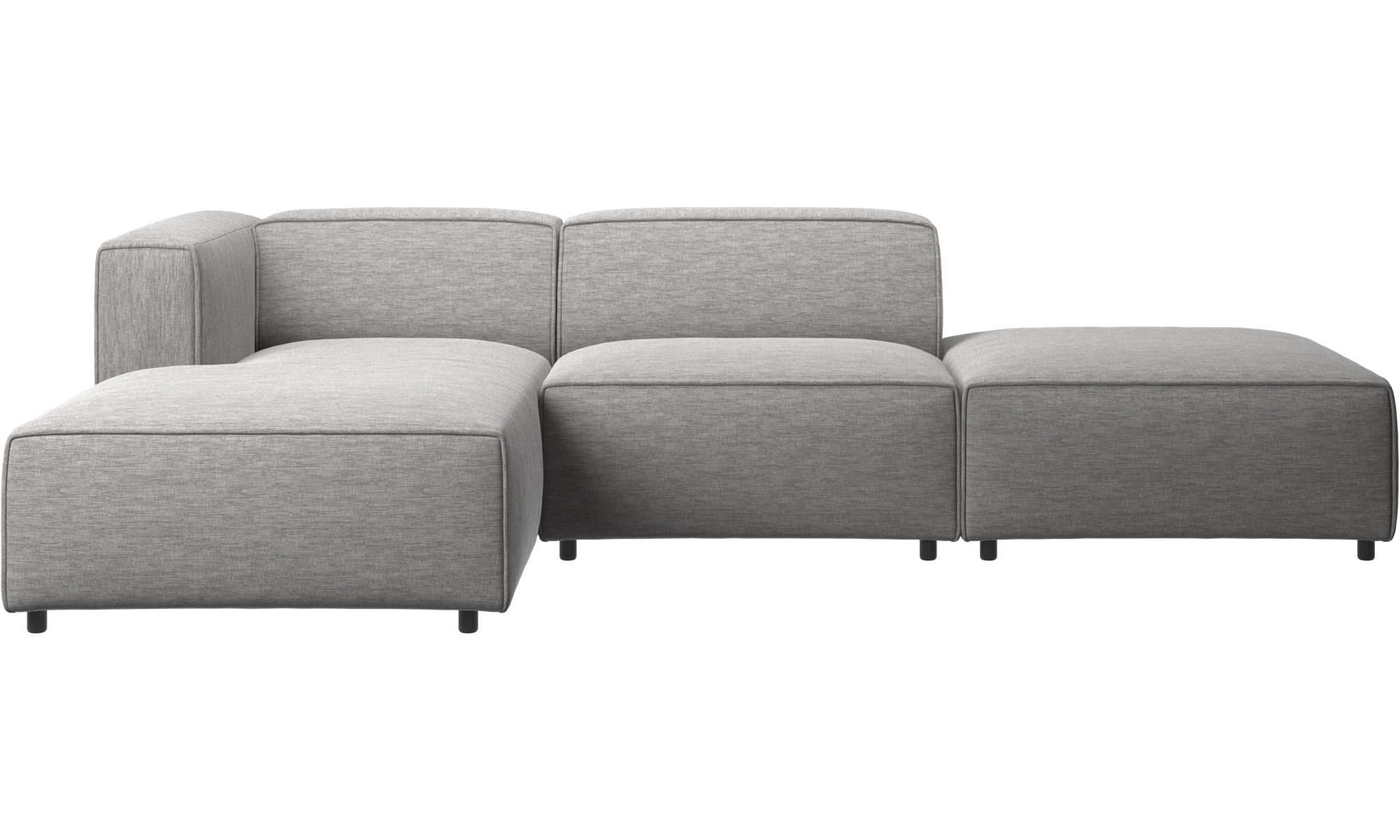 Chaise lounge sofas - Carmo sofa with lounging and resting unit ...