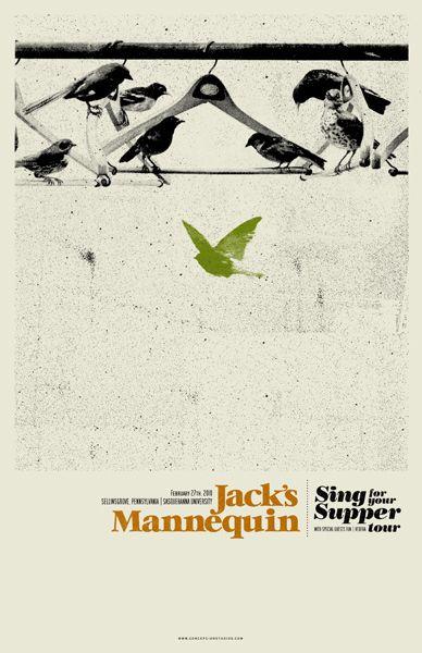 Jack's Mannequin by Concepcion Studios