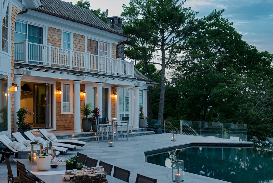 Pin by Natalie Lyon on Outdoor living House styles, Open