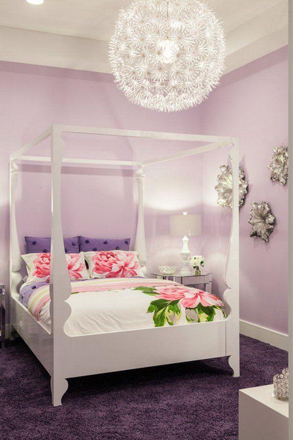15 Pastel Colored Bedroom Design Ideas Small Bedroom Remodel