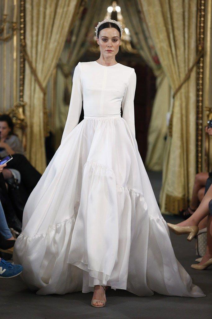 Fernando Claro 2017 Bridal #tznius   Modest (tznius) Wedding Gowns ...