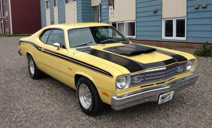 1974 Plymouth Duster Plymouth Duster Classic Cars Muscle Mopar Muscle Cars