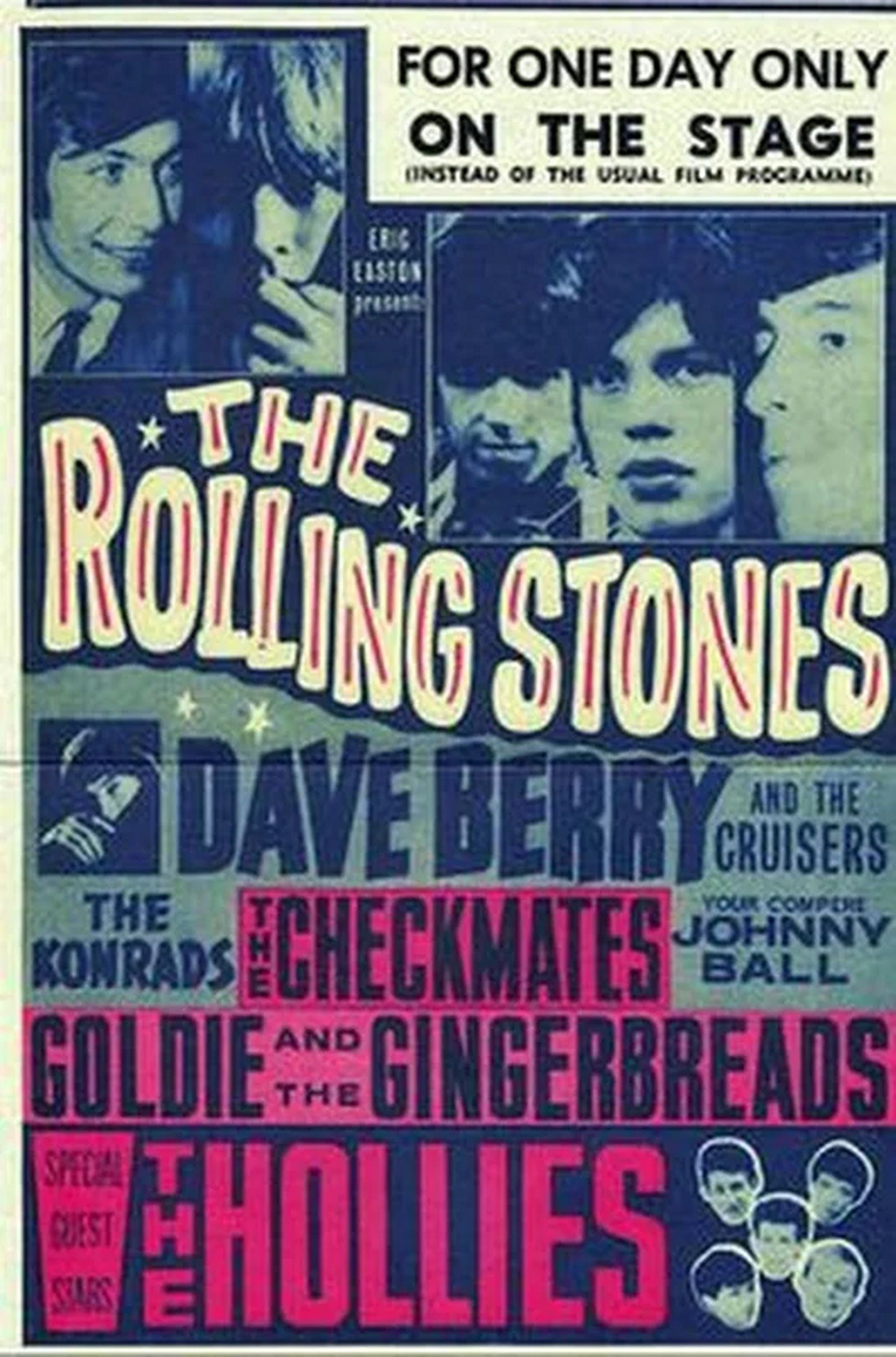 ROCK POSTER Heindrix Beatles Stones Bowie Doors and more RARE HOT NEW 24x36