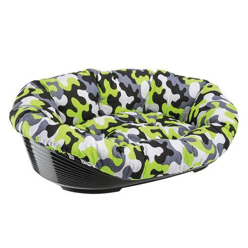 Cuscino Sof 224 Dog Bed In Camo Products Dog Sofa Bed