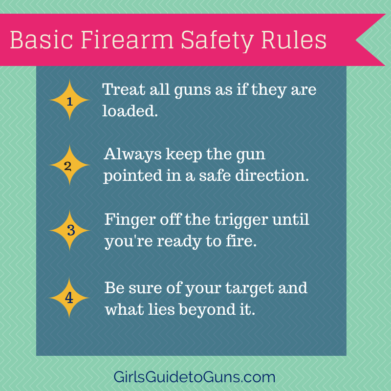Start Here Your Path To A Shooter Guns safety