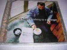 Pete Scott - Talking To A Stranger CD (2004) UK Folk