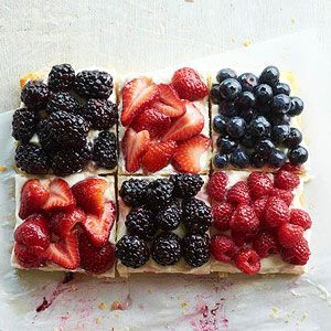 Patchwork Tart Berry Patchwork Tart:With a checkerboard pattern of juicy berries, each square of this summer masterpiece is brimming with ripe fruit flavor. Bring it to your Fourth of July potluck or any other summer gathering, and watch as friends and family delight in this American classic.Berry Patchwork Tart:With a checkerboard patte...