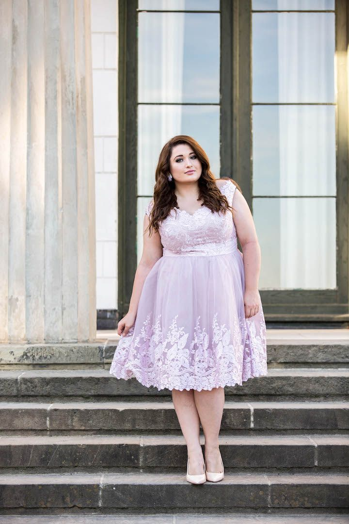 Chi Chi Curve Deutschland - #PlusSizePrincessDresses in ...