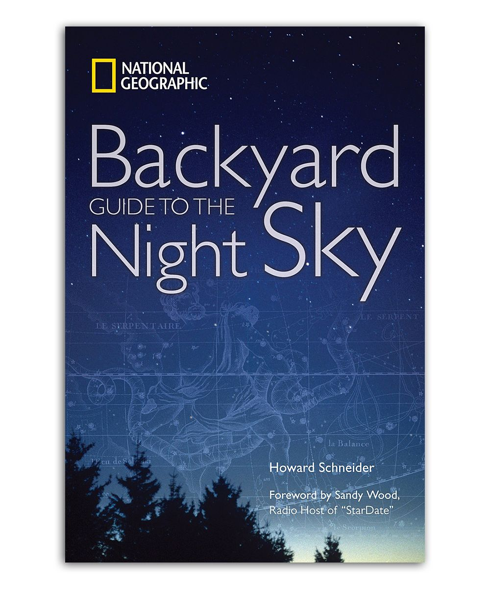 national geographic readers night sky