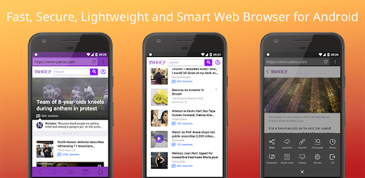 Web Browser is a fast, secure, and smart Mobile Browser