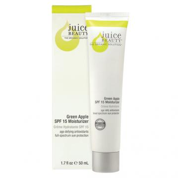 Juice Beauty Green Apple Spf 15 Moisturizer Ewg 2 Juice Beauty Moisturizer Safe Sunscreen