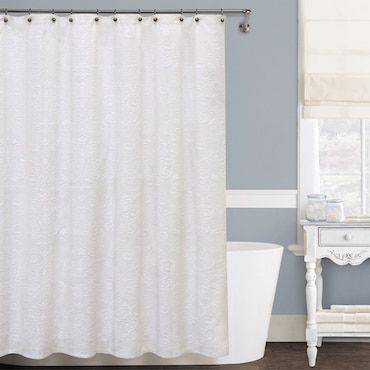 Types Of Shower Curtains To Update Your Bathroom Shower Curtain