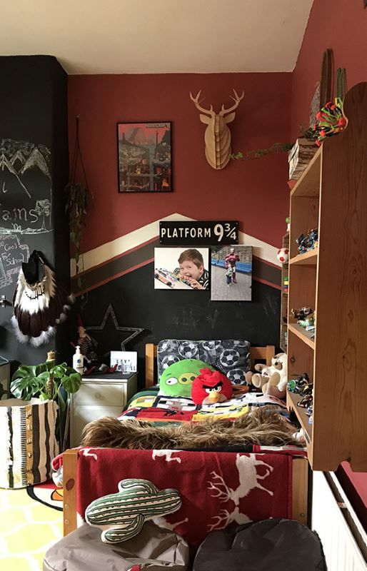 Funky Interior Design | Kinderzimmer ideen, Kinderzimmer und Ideen
