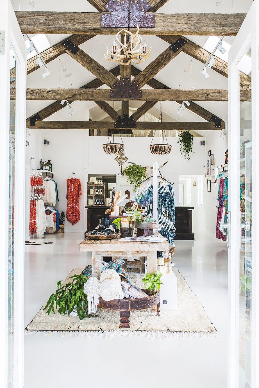 15a2a22225 Inside an Aussie Fashion Boutique With a Bohemian Spirit via @MyDomaine More
