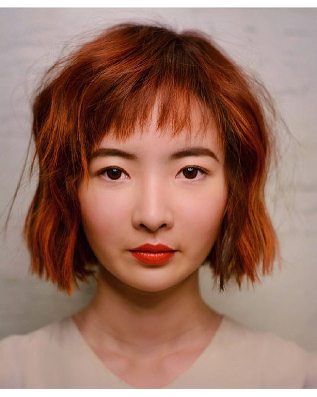 50 Best Short Hairstyles For Thick Hair In 2017 Copper Is My Color