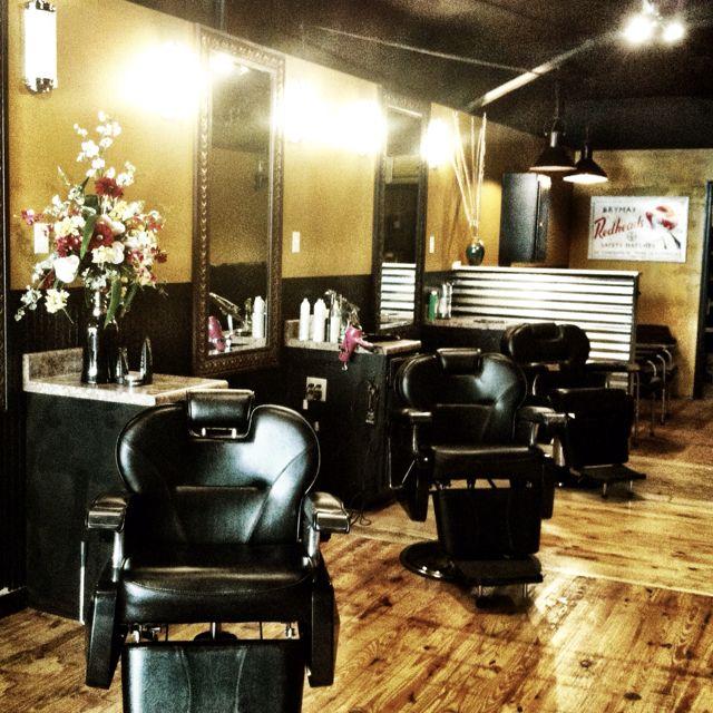 My Barber Salon Design Project!